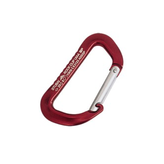 Stubai Rock Clip Straight Anodized