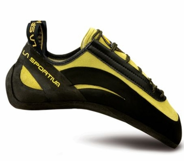 La Sportiva Miura Yellow/ Black  (Close out)