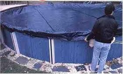Basic Winter Above Ground Pool Covers