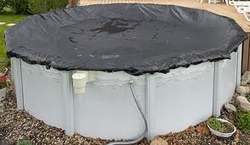 Mesh Winter Above Ground Pool Covers