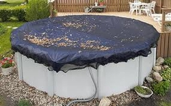 Leaf Net Winter Above Ground Pool Covers