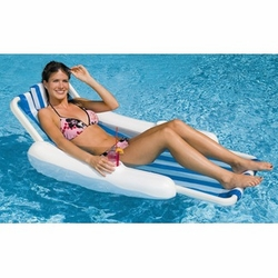 Lounge Chair Floating Sunchaser