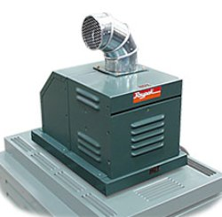 Raypak D2 Power Vent for PR266