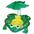 Frog L-T-S  Baby Seat w/ Top