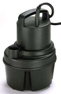Model MDC6MSP Cover Care Pump