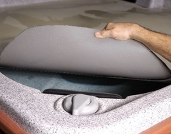 7x7 Thermal Foam Spa Cover