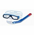 Tetra Mask and Snorkel Set