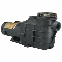SUPER II PUMP 2-1/2HP MAX RATED