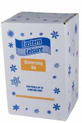 Winter Kit  for up to 8,000 Gallons