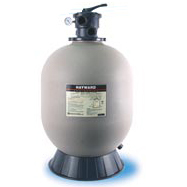 "27 in. Polymeric Filter w/ 2"" Valve"