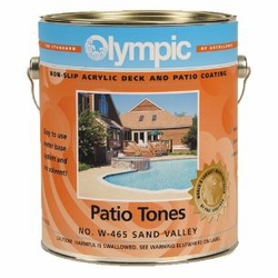 Patio Tones Deck Paint