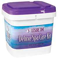 LTM Bromine Deluxe Spa Care Kit w/ DVD