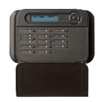 Pro Logic/Aqua Plus Wired Remote Display/Keypad (Spa) - PS8 - Black