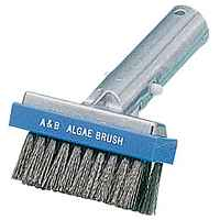 A&B 3.5in SS Algae Brush