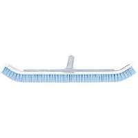 A&B 24in Curved Metal Back Wall Brush