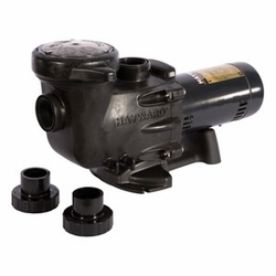 1-1/2 HP 2-SPEED MAXFLO II PUMP