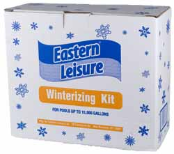 Winter Kit for up to 15,000 Gallons