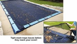 Leaf Net Inground Pool Covers
