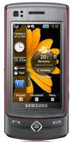 Samsung Tocco Ultra S8300