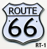 Route 66 Hiking Medallion
