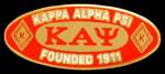 Kappa Oval Founder's Pin