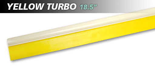 YELLOW TURBO  18.5""