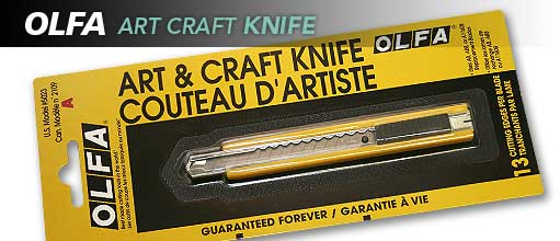 OLFA KNIFE