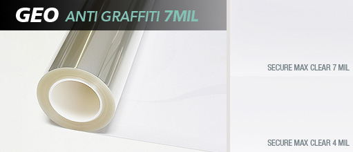 ANTI GRAFFITI 7MIL