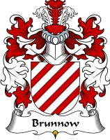 Brunnow Coat of Arms