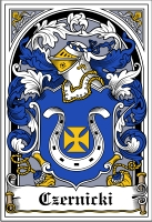 Czernicki Coat of Arms