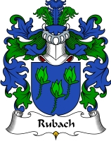 Rubach Coat of Arms