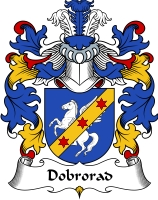 Dobrorad Coat of Arms