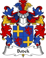 Bodek Coat of Arms