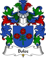 Boloz Coat of Arms