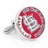 One Pair of Limited Edition, St Louis Cardinals 2011 World Series Championaship Cuff Links ... in an Official MLB Gift Box