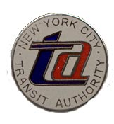 One Pair of New York City Transit Authority