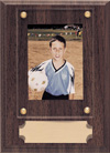 9 X 12 PLAQUE  (7 x 9 Photo w/plate)