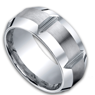 Men's Cobalt Chrome Rings
