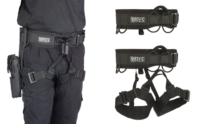 Yates SWAT/Special Ops Harness @ American Rescue Equipt