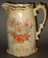 "Limoges Design Type Pitcher 6 3/4""  H"