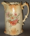 "Limoges Design Type Pitcher 7 1/2"" H"
