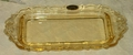 Cambridge Mandarin Gold 3900/37  Tray w/Label