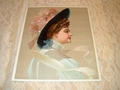 Early 1900 Victorian Lithograph #106B