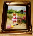 Donald Zolan Lithograph Birthday Greetings Limited Edition 3 rd Issue