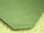 Placemats Green Fabric - Set of 4