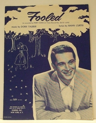 Fooled Perry Como - Sheet Music