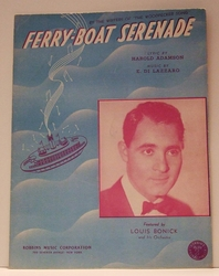Ferry-Boat Serenade - Sheet Music
