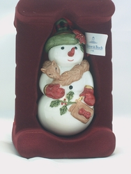 Villeroy & Boch Festive Holiday Ornament #1748