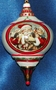 Old Fashion Type Porcelain Ornament Armful of Joy