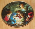 Collector Plate Come Let Us Adore Him Series Name Precious Moments Bible Story